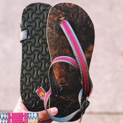 GAIA Grounding Sandals Photo