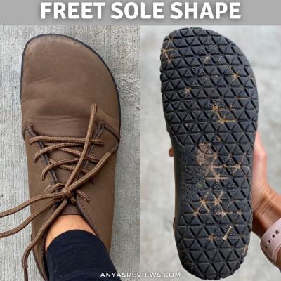 Freet Barefoot Photo