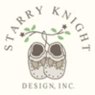 Starry Knight Design Logo