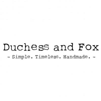 Duchess and Fox Logo