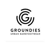 Groundies Urban Barefootwear Logo
