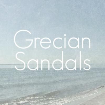 Grecian Sandals Logo
