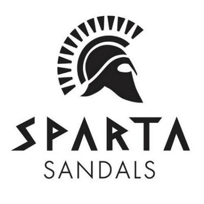 Sparta Sandals Logo